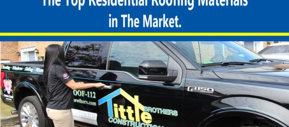 The Top Residential Roofing Materials in The Market