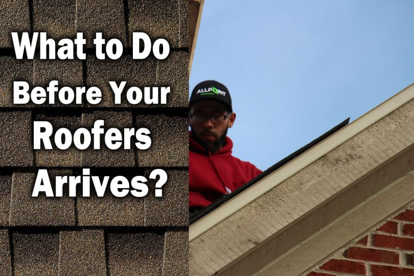 What to Do Before Your Roofers Canton Mi Arrives