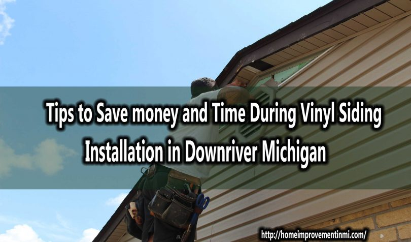 Vinyl Siding Installation Downriver Michigan