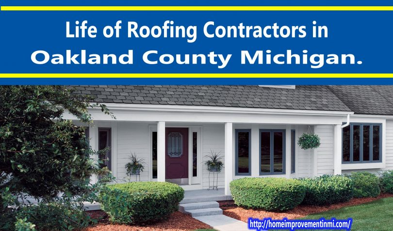 roofing companies in Oakland County Michigan