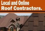Local and Online Roof Contractors, Which Is the Best