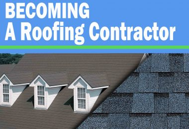 BECOMING A ROOF CONTRACTOR in Grosse Ile MI