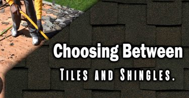Matter of Durability: Choosing Between Tiles and Shingles