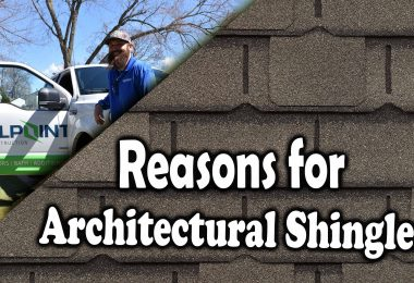 Reasons To Choose Architectural Shingles