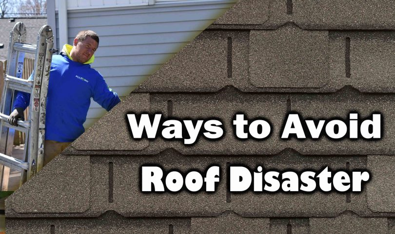Trusted Ways of Avoiding Roof Disaster in Dearborn Michigan