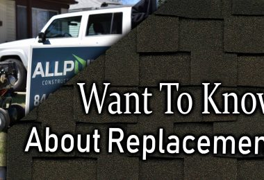 What You Might Want To Know About Roof Replacement