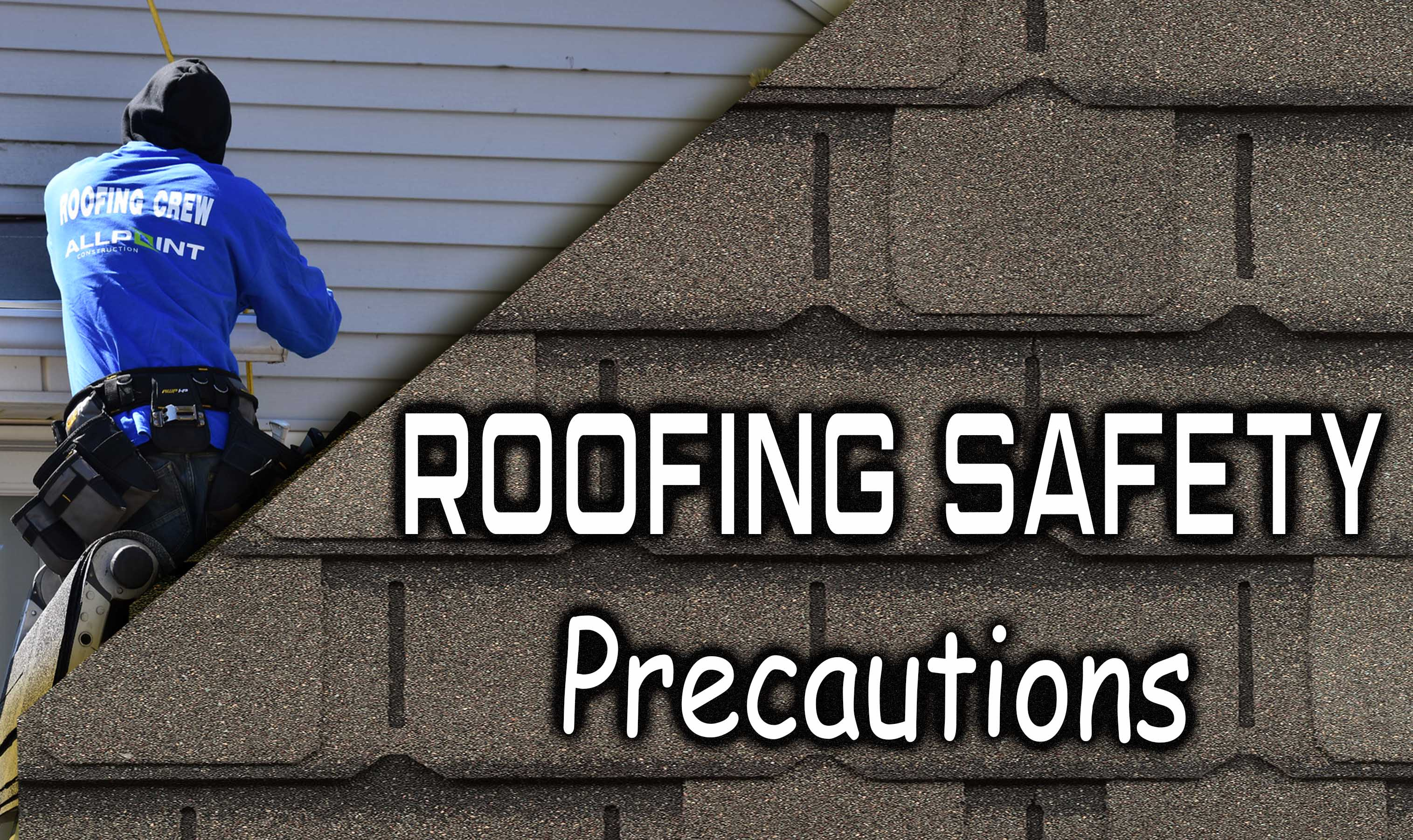 Roofing Safety Precautions For Everyone Michigan Home