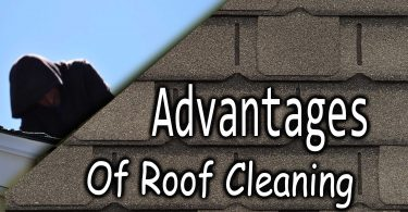 The Undiscussed Advantages of Roof Cleaning
