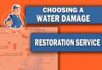 Best Ways to Choose a Water Damage Restoration Service