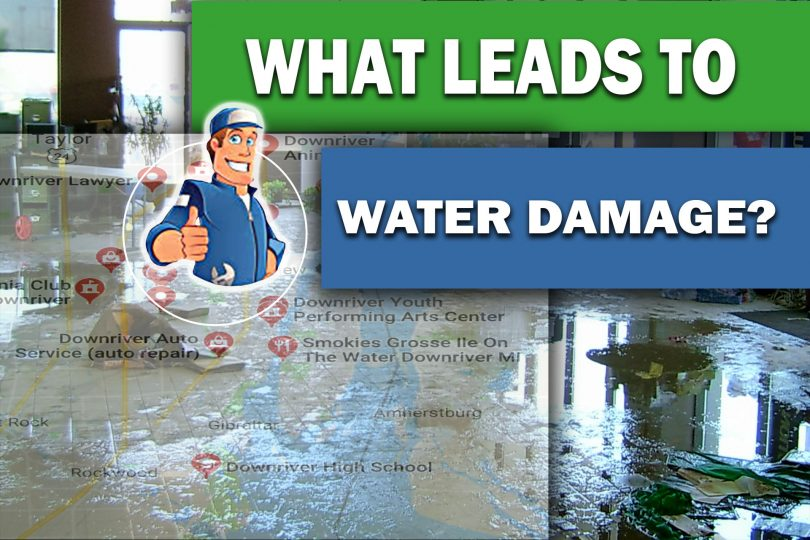 Common Situation That Leads to Water Damages