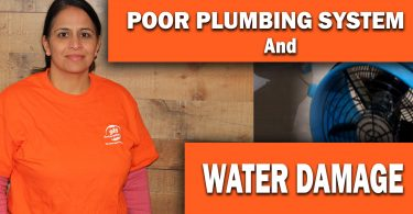 How Poor Plumbing System Leads To Water Damages