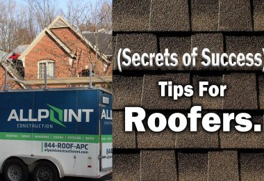 Reasons Some Roofing Companies Don't Succeed