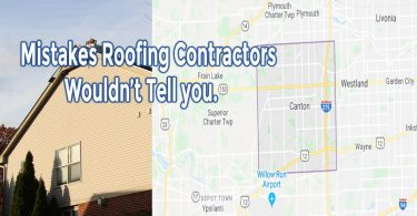 Common Mistakes Roofing Contractors Would Never Tell You About