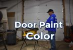 Guides on Choosing Door Paint Color to give a Great Look