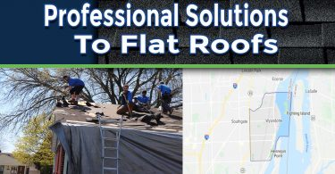 Finding Reliable Professional Solutions to Flat Roof Hazards
