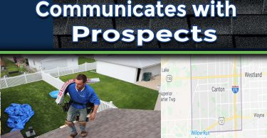 How A Roofing Company Communicates with Prospects In Covid-19