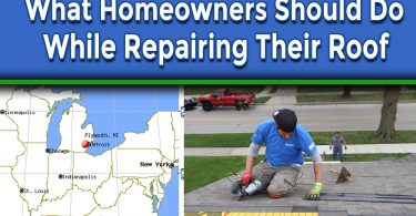 Activities Homeowners Should Do While Repairing Their Roof