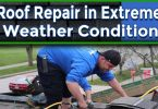Handling Roof Repair in Extreme Weather Condition