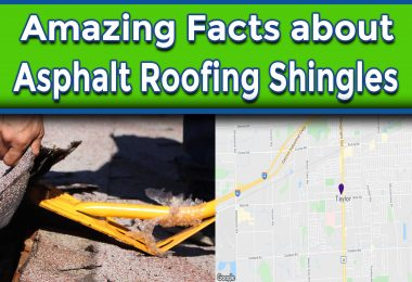 Roofing in Taylor Mi Amazing Facts about Asphalt Roofing Shingles