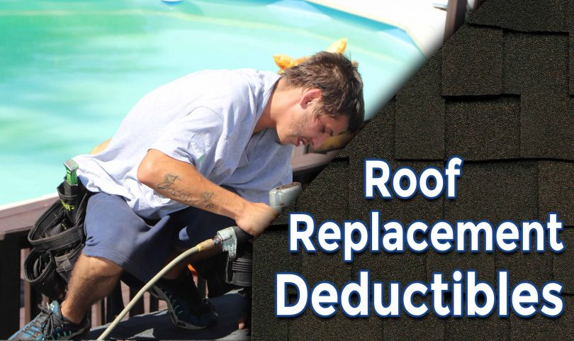All You Need to Know About Roof Replacement Deductibles