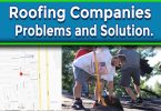 Problems Of Roofing Companies And How To Fix Them