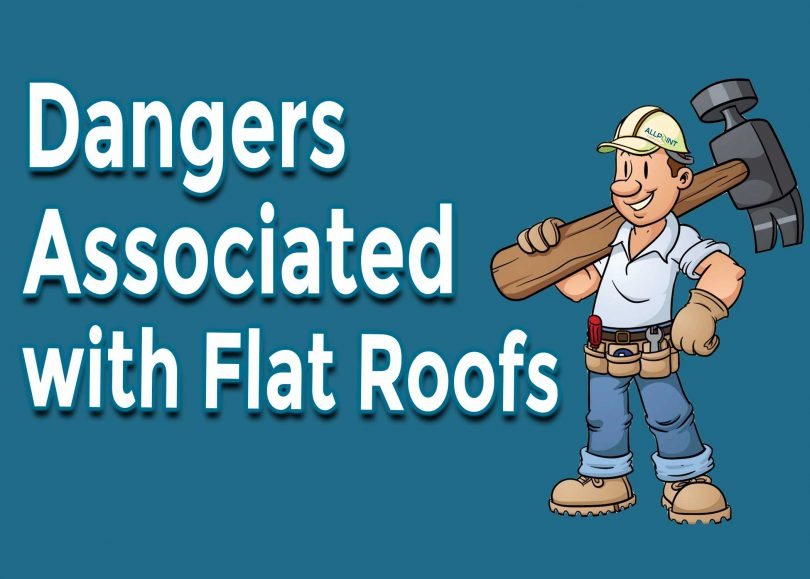 Dangers to Prepare Against When Handling Flat Roofing Projects