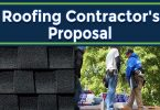 Facts To Know About A Roofing Contractors Proposal
