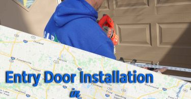 Entry Doors Installation in Downriver Michigan