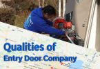 Qualities of A Reliable Entry Door Company in Downriver Michigan