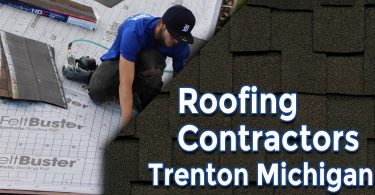 How Roofing Contractors Trenton Michigan Compete on Value Than Price