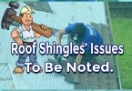 Certain Issues with Roof Shingles Livonia That Should Be Noted