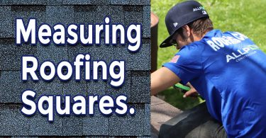 Guide to Measure Roofing Squares In Dearborn Michigan Roofing projects